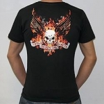 United Hardcore Forces 'Fire' shortsleeve