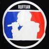 Ruffian 2012 glow in the dark Shortsleeve