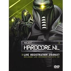 Project Hardcore.nl 29-09-07 DVD+CD