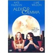 ALex & Emma DVD