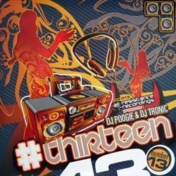 DJ Poogie & DJ Tronic - # Thirteen