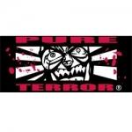 CSR Sticker Black / Red Pure Terror Big