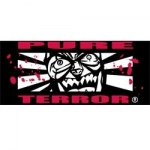 CSR Sticker Black / Red - Pure Terror