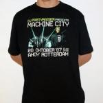 Partyraiser Machinecity Shortsleeve full colour