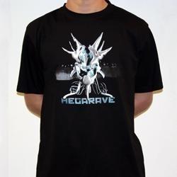 Megarave 31 aug '07 partyshirt