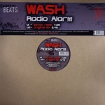 Wash - Radio alarm