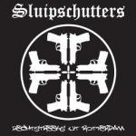 Sluipschutters rechtstreeks uit Rotterdam sticker - medium