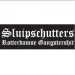 Sluipschutters gangster sticker - big