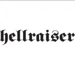 Hellraiser sticker - 17,5 x 5,5 cm