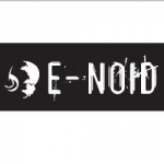 E-Noid sticker - 17 x 7,5 cm