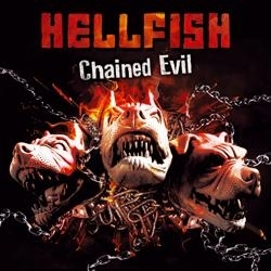 Hellfish - Chained evil - CD