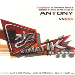 Automatik - Mixed by Antony