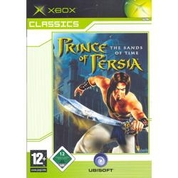Xbox Prince of persia : Sands of time