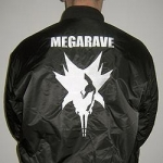 Megarave Bomber deluxe - stitched