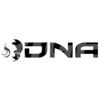 DNA tattoo - logo (3cm x 11cm)