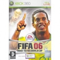 X-Box 360 Road to Fifa world cup 2006