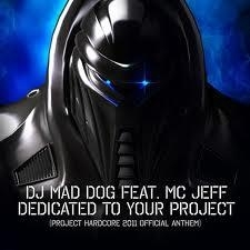 Dj Mad Dog feat. Mc Jeff - Dedicated to