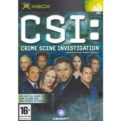 Xbox Crime Scene Investigation 1+2 (CSI)